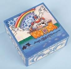 Jim Shore Noah's Ark Collectible Box (Noahs Ark Jim Shore)