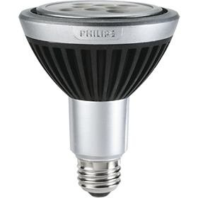 Philips EnduraLED 41014-2 - 12 Watt - Dimmable LED - PAR30L - Long Neck - 2700K Warm White - Narrow Flood - 2900 Candlepower - 50 Watt Equal