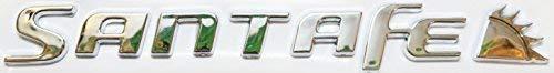 uauto custom made Chrome Tailgate Badge Emblem