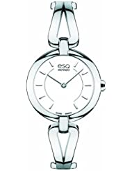 ESQ Movado Womens 07101397 esq Corbel tm Stainless Steel Watch