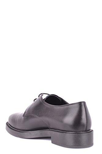 Tod's Noir Tod's MCBI293235O Femme Cuir Femme À Lacets Chaussures RxvBzqpvw