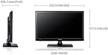 Samsung UE22ES5400 - Televisión LED de 22 pulgadas, Full HD (50 Hz), color negro: Amazon.es: Electrónica