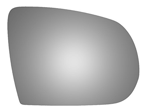 Burco 5587 Convex Passenger Side Power Replacement Mirror Glass (Mount Not Included) for 14-17 Jeep Cherokee (2014, 2015, 2016, 2017)