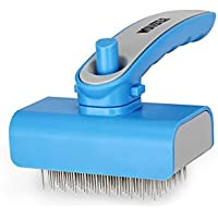Winsee Self Cleaning Slicker Brush for Pets