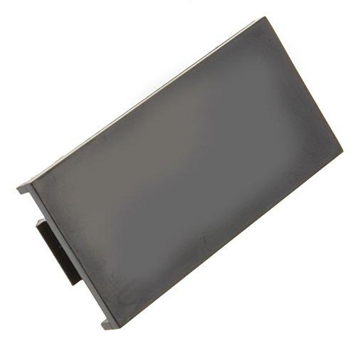 Kenable Euro Mod Blanks 50mm 25mm Blanking Plate/Insert for Face Plates BLACK ()