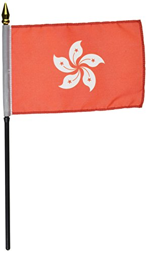 US Flag Store Hong Kong Flag 4 x 6 - Store Hong Kong