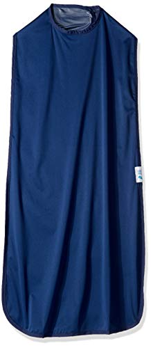 - Bluebird HM Extra Long and Waterproof Adult Bib Clothing Protector, Navy