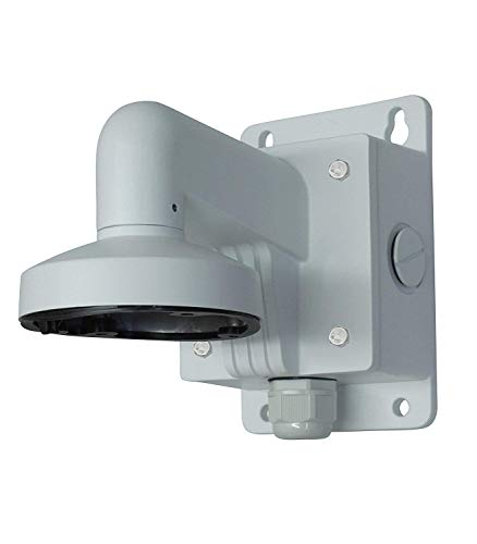 WMS WML PC110B DS-1272ZJ-110B Wall Mount Bracket for Hikvision Dome Camera DS-2CD2142FWD-I (8 Pack) by HAWK EYE SURVEILLANCE (Image #1)