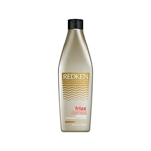 レッドケン縮れシャンプー(300ミリリットル)を解任 x4 - Redken Frizz Dismiss Shampoo (300ml) (Pack of 4) [並行輸入品] B0713SMRMV