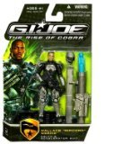 "G.I. Joe The Rise of Cobra Movie Action Figure, Wallace ""Ripcord"" Weems (Delta-6 Accelerator Suit), 3.75 Inches"