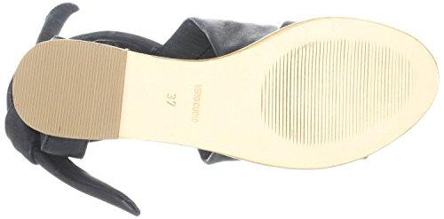 Lily kassandra Sandals, black, Leather black Black