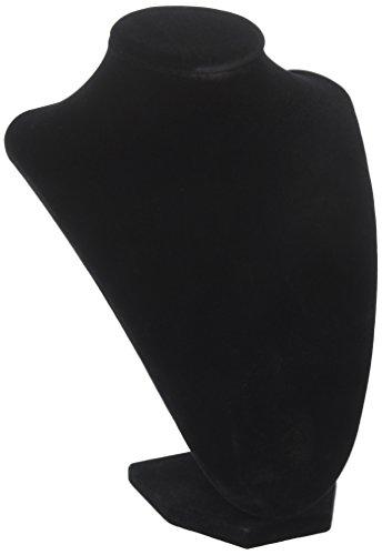 Adorox Black Velvet Necklace