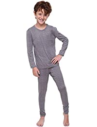 0d6fbc27b Children Thermal Underwear Set by Outland; Base Layer; Soft Fleece;  Top&Leggings