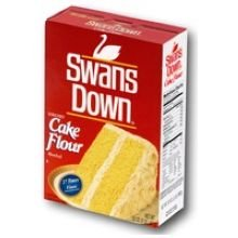 Reily Foods Swans Down Cake Flour, 32 Ounce - 8 per case. by Reily Foods