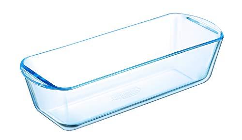 Pyrex 836B000 Cakevorm, Borosilicaatglas, Transparant, 31 Cm