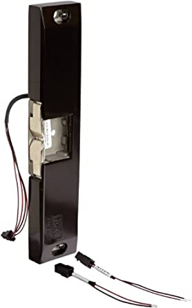Bronze Toned Finish HES 4500 Series Stainless Steel Low Profile Heavy Duty and Fire Rated Electric Strike Body
