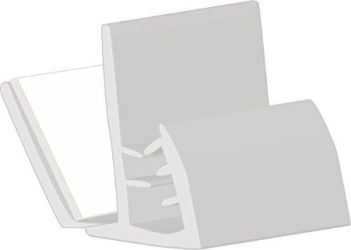 MEMO43BK Displays2go Glossy Black Deli Tags /& Wet-Erase Signage