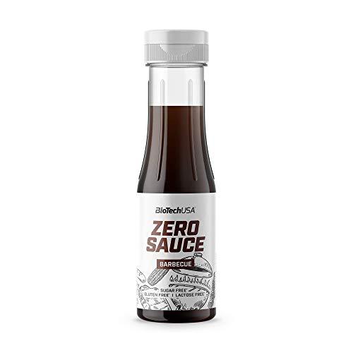 BioTechUSA Zero Sauce, Barbecue – 350 ml