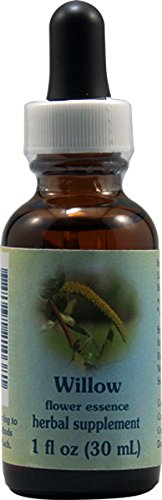 - Flower Essence Services Dropper Herbal Supplements, Willow, 1 Ounce