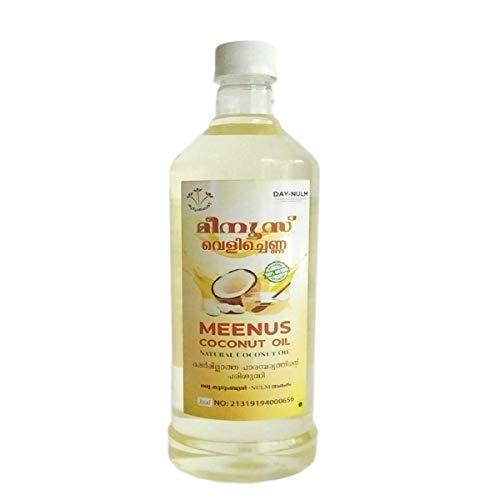 Meenus Pure Coconut Cooking Oil 1000 ml