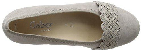 Gabor Shoes 66.134, Zapatos de Tacón Mujer Gris (Puder 44)