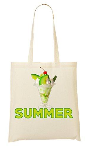 Ice Sac Cool Fourre Phrases Tout Sac Summer Cream Provisions À wZpq7p