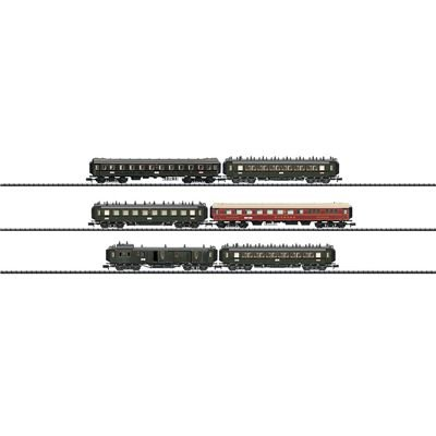 Trix D119 Express Train N Scale Passenger Car - Trix Express