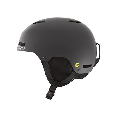 Giro Ledge MIPS Snow Helmet Matte Black M (55.5-59cm) (Giro Helmet Ski)