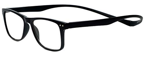 Clear Crystal Astoria (Magz Astoria Magnetic Reading Glasses w/Snap It Design)
