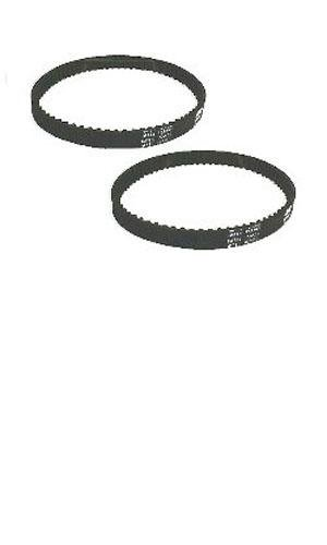 (Honeywell 155555-002 Central Vacuum Cogged Replacement Belt, 2-Pack)
