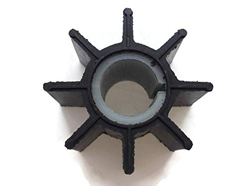ITACO Water Pump Impeller 334-65021-0 18-8921 for Tohatsu Nissan Outboard 9.9HP 15HP 18HP 20HP Outboard Motor