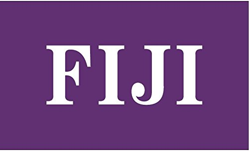 FIJI Phi Gamma Delta Official 3′ X 5′ Flag Review
