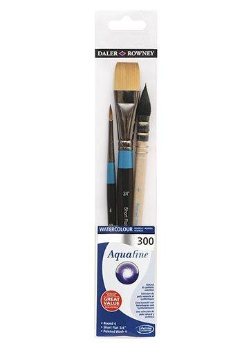 Daler Rowney Aquafine Watercolor - Daler Rowney : Aquafine Watercolour Paint : Wallet Set : 300