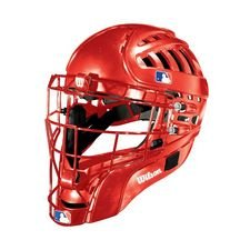Wilson Silver Series Shock FX 2.0 Baseball Catcher's Helmet