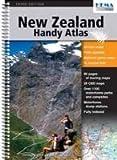 New Zealand Handy Atlas Spir. Hema