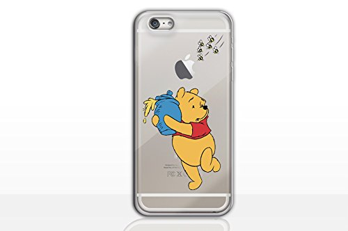 iPhone 6/6s  Cartoon Silicone Phone Case / Gel Cover for App