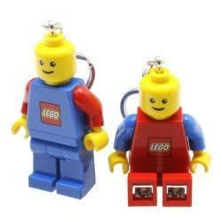 LEGO light key chain Red 4895028-506544