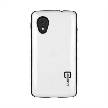 LG Nexus 5 Mobile Case By Caseco ®- Shock Express Metallic Drop-Proof Case - Shockproof Heavy Duty Cover