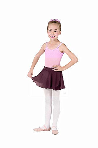 Eurotard Pull On Skirt - Eurotard 10127 Child Pull-On Skirt,Lilac,X-Small