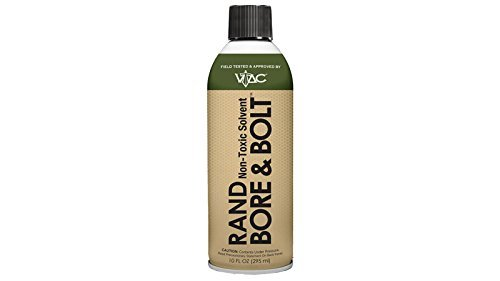 Rand Bore & Bolt Eco Friendly Carbon Cutting Solvent (10oz) by Rand CLP