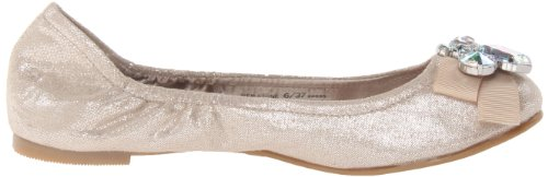 CL by Chinese Laundry Womens Gem Stone Ballet Flat Champagne 6OFUNp