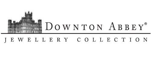 The Downton Abbey Collection Emerald Crystal Deco Drop Earrings 17504