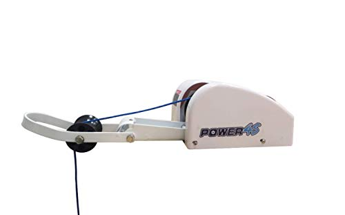 POWER4S 12V Electric Second Switch Kit Anchor Winch Saltwater 35LBS Marine Boat Yacht ()