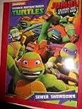 Nickelodeon Teenage Mutant Ninja Turtles Jumbo Coloring & Activity Book ~ Sewer Showdown