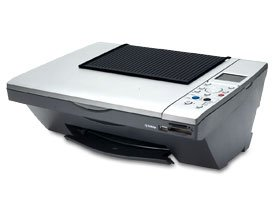 Dell Photo All-In-One Printer 942 (Printer, Copier, Scanner)