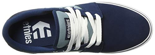 Navy Ls white Mode Baskets Homme Ls Etnies blue Barge pqHwYY