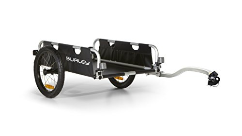 Axle Hub Track (Burley Design Flatbed, Black, One Size)