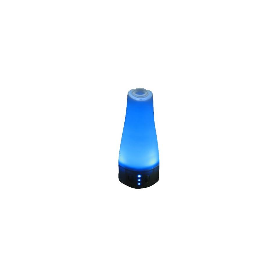 Aromacare LED Lamp Light Ultrasonic Aromatherapy Diffuser Aroma Humidifier Mini Mist Fragrance Fogger