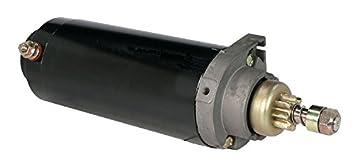 Db Electrical Sab0129 Starter For Mercury Marine 175 210 240 2 5L Sport Jet  Drive,50-8329972, 18-6282 Sierra, Mot3021 Api, 7326 Arco,50-832997