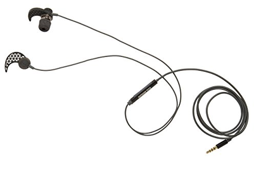 Outdoor Tech Wired Audio Makos, Black (OT1150-B)